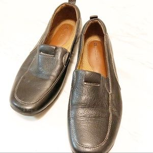 naturalizer | Women's Black Career Leather Loafers